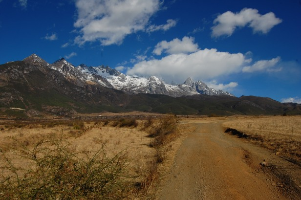Yunnan province is my all time favorite place on earth.